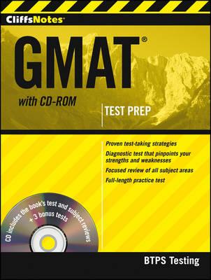 CliffsNotes GMAT (Paperback)