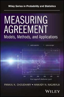 Measuring Agreement: Models, Methods, and Applications - Wiley Series in Probability and Statistics (Hardback)