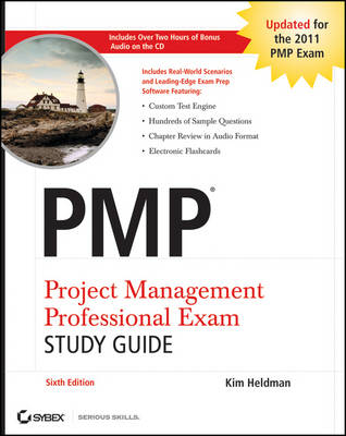 PMP: Project Management Professional Exam Study Guide (Paperback)