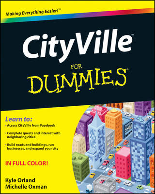 CityVille For Dummies (Paperback)