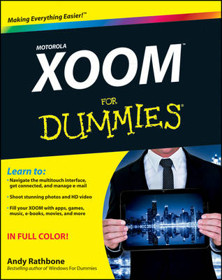 Motorola Xoom For Dummies (Paperback)