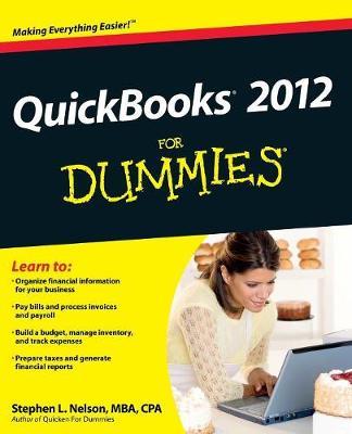 QuickBooks 2012 For Dummies (Paperback)