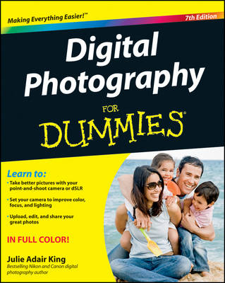 Digital Photography For Dummies (Paperback)