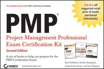 PMP: Project Management Professional Exam Certification Kit (Paperback)