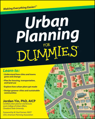 Urban Planning For Dummies (Paperback)