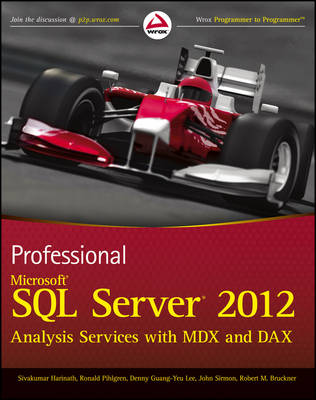 Professional Microsoft SQL Server 2012 Analysis Services with MDX and Dax (Paperback)