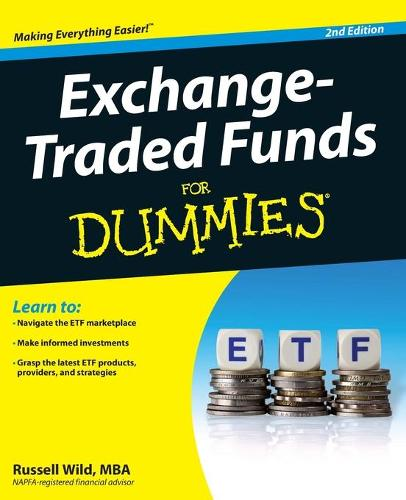 Exchange-traded Funds for Dummies, 2nd Edition (Paperback)