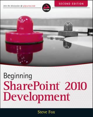 Beginning SharePoint 2010 Development (Paperback)