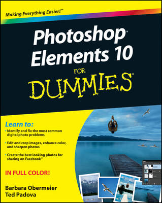 Photoshop Elements 10 For Dummies (Paperback)