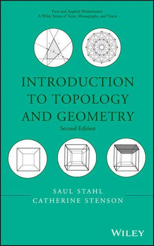 Introduction to Topology and Geometry - Pure and Applied Mathematics: A Wiley Series of Texts, Monographs and Tracts (Hardback)