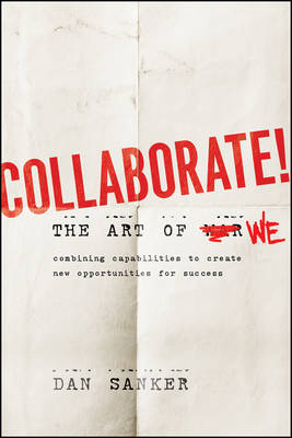 Collaborate: The Art of We (Hardback)