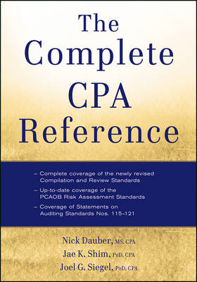 The Complete CPA Reference (Paperback)