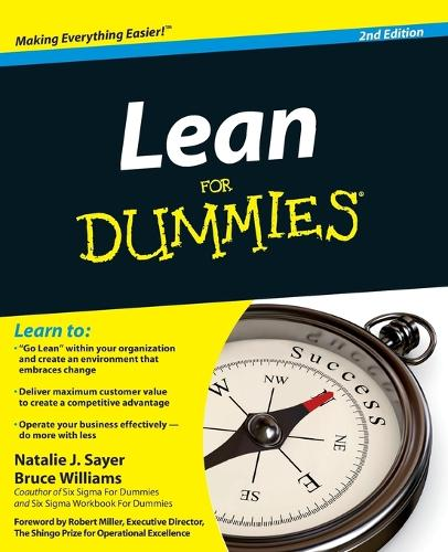 Lean For Dummies (Paperback)