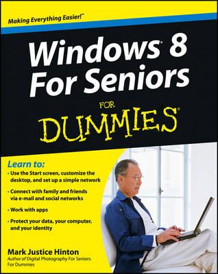 Windows 8 for Seniors For Dummies (Paperback)