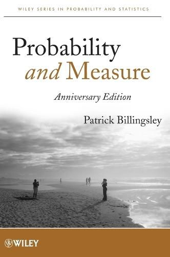 Probability and Measure - Wiley Series in Probability and Statistics (Hardback)
