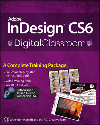 Adobe InDesign CS6 Digital Classroom - Digital Classroom (Paperback)