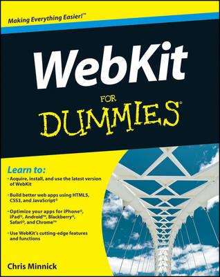 WebKit For Dummies (Paperback)