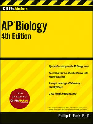 CliffsNotes AP Biology (Paperback)