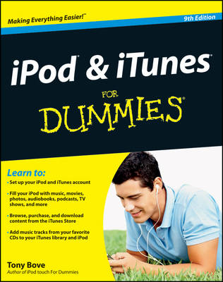 iPod & iTunes For Dummies (Paperback)