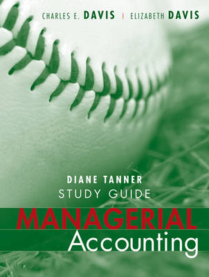 Managerial Accounting: Study Guide (Paperback)