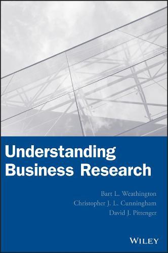 Understanding Business Research (Hardback)