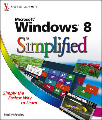 Windows 8 Simplified - Simplified (Paperback)