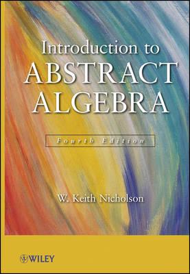 Introduction to Abstract Algebra (Hardback)