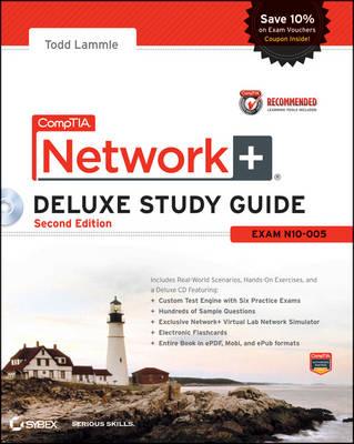 CompTIA Network+ Deluxe Study Guide: Exam: N10-005 (Hardback)