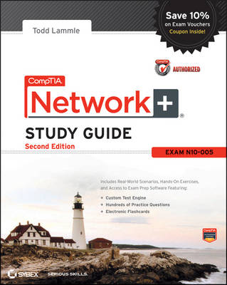 CompTIA Network+ Study Guide: Exam: N10-005 (Paperback)