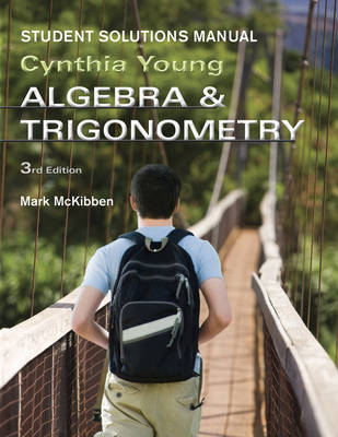 Algebra and Trigonometry 3e Student Solutions Manual - Delisted (Paperback)