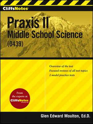CliffsNotes Praxis II (Paperback)