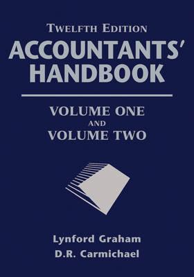 Accountants' Handbook: 2 Volume Set (Paperback)
