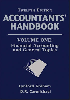 Accountants' Handbook: Financial Accounting and General Topics (Paperback)