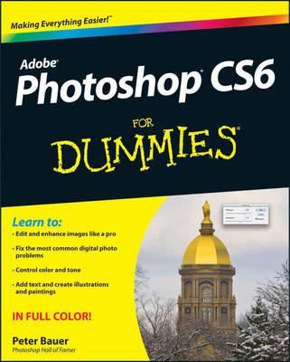 Photoshop CS6 For Dummies (Paperback)