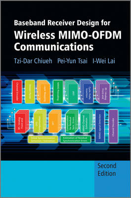 Baseband Receiver Design for Wireless MIMO-OFDM Communications - Wiley - IEEE (Hardback)