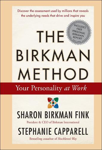 The Birkman Method: Your Personality at Work (Hardback)