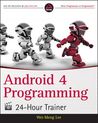 Android Programming 24-Hour Trainer (Paperback)