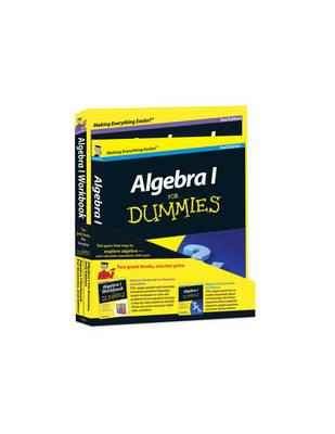 Algebra L for Dummies, 2nd Edition Bundle (Paperback)