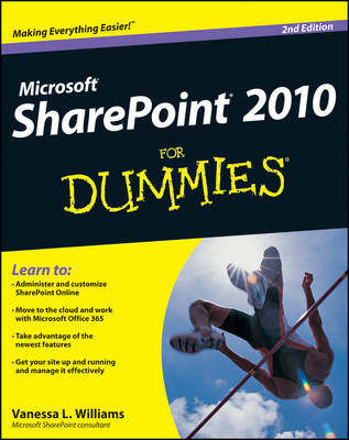 SharePoint 2010 For Dummies (Paperback)