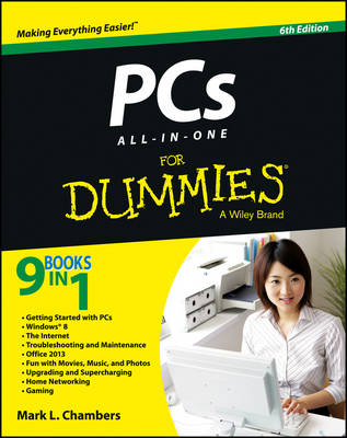 PCs All-in-One For Dummies (Paperback)