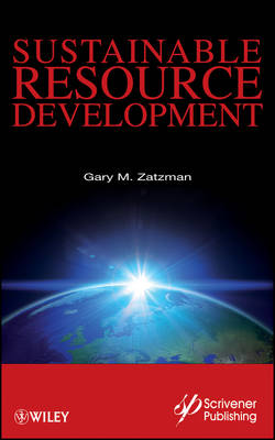 Sustainable Resource Development (Hardback)