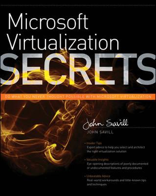 Microsoft Virtualization Secrets - Secret (Paperback)