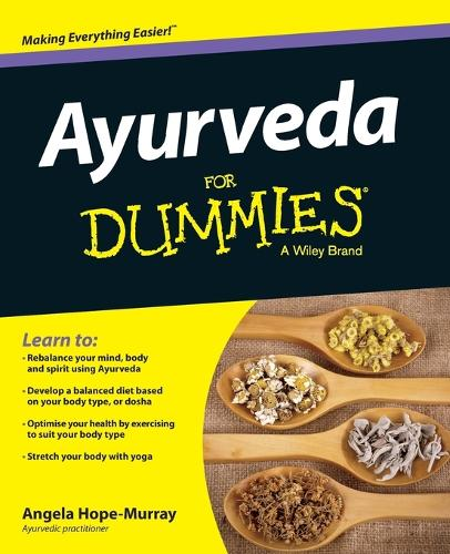 Ayurveda For Dummies (Paperback)