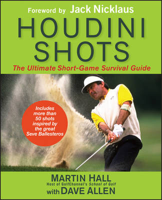 Houdini Shots (Hardback)