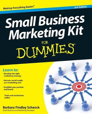 Small Business Marketing Kit For Dummies (Paperback)