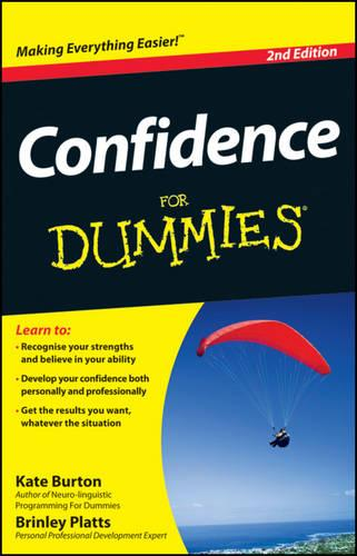 Confidence For Dummies (Paperback)