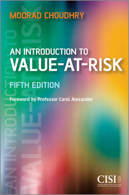 An Introduction to Value-at-Risk - Securities Institute (Paperback)