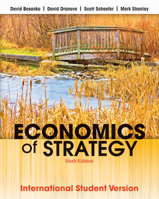 Economics of Strategy (Paperback)