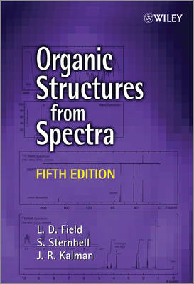 Organic Structures from Spectra (Paperback)