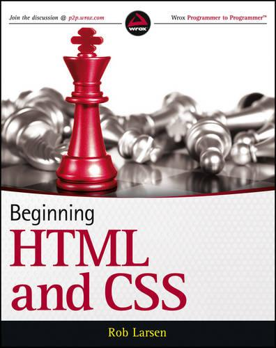 Beginning HTML and CSS (Paperback)